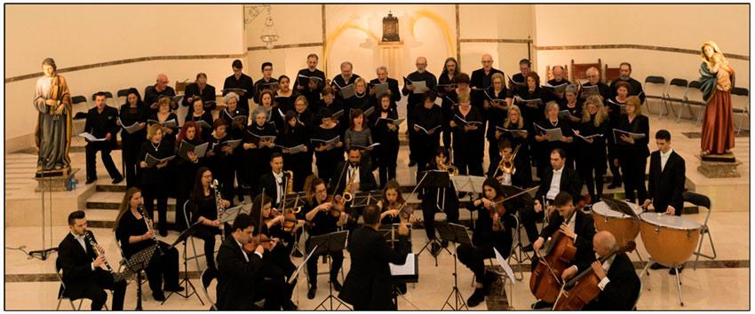 Camerata Cantabile y Coro Luigi Boccherini en Talavera de la Reina