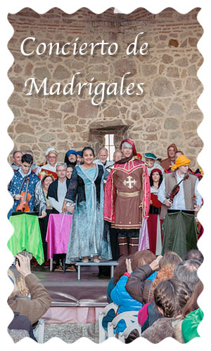 Concierto de Madrigales en La Adrada
