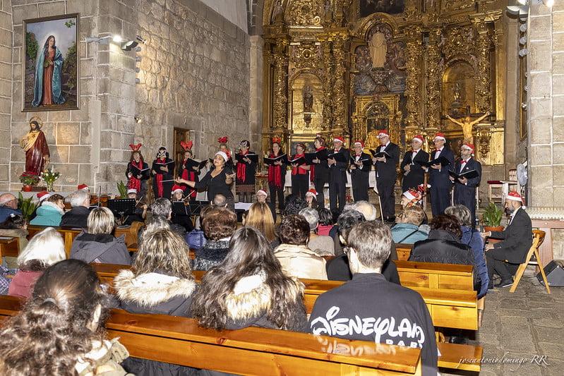 Cantique de Nöel, en nuestro concierto de Año Nuevo